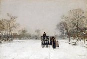 Luigi Loir - In The Snow