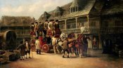 John Charles Maggs - Boarding The Coach To London