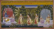 Mewar - Illustration To The Gita Gorinda