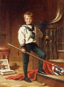 William Edwards Miller - The Young Patriot