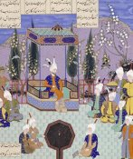 Aqa Mirak - The Houghton Shahnameh