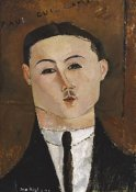 Amedeo Modigliani - Portrait De Paul Guillaume
