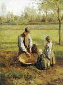 Albert Neuhuijs - Watching Father Work