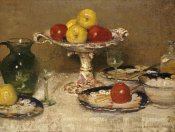 James Paterson - Still Life: Dessert
