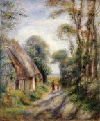 Pierre-Auguste Renoir - The Outskirts of Berneval