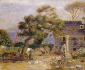 Pierre-Auguste Renoir - A View of Treboul