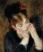 Pierre-Auguste Renoir - Contemplation