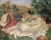 Pierre-Auguste Renoir - Two Bathers
