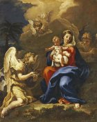 Sebastiano Ricci - The Rest On The Flight To Egypt