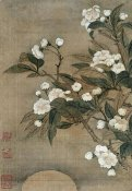 Yun Shouping - Pear Blossom and Moon
