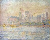 Paul Signac - Avignon, Morning