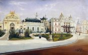 Charles Stevens - The Casino, Monte Carlo