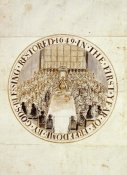 Simon Thomas - A Design For The Great Seal of England