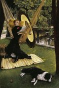 James Jacques Tissot - The Hammock