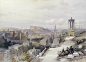 Joseph M.W. Turner - A View of Edinburgh