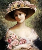 Emile Vernon - The Fancy Bonnet