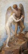 George Frederick Watts - Love and Life