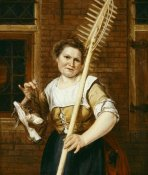 Gerrit Zegelaar - Wife of Haymaker