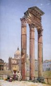 Niels-Anders Bredal - The Forum, Rome