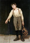John George Brown - Shoeshine Boy