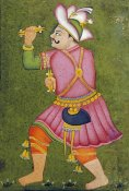 Bundi - Portrait of a Jester