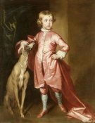 Robert Byng - Portrait of a Young Boy
