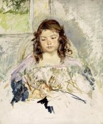Mary Cassatt - Sketch For Francois