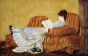 Mary Cassatt - Young Lady Reading
