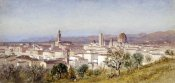 Samuel Colman - View of Florence