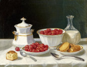 John F. Francis - The Dessert Table