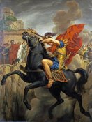 Pierre Joseph Celestin Francois - The Death of Marcus Curtius