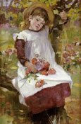 David Fulton - The Poppy Gatherer