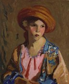 Robert Henri - Mildred-O-Hat