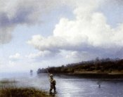 Hermann Herzog - Fly Fishing