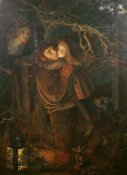 Arthur Hughes - The Lost Child