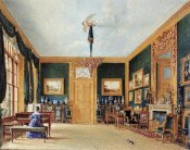 William Henry Hunt - The Green Drawing Room