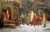 William M. Spittle - The Carol Singers