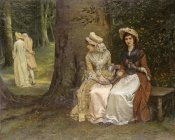 William Oliver - Unrequited Love - a Scene From Much Ado About Nothing