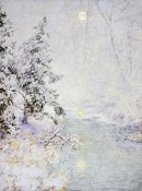 Walter Launt Palmer - Winter Sun