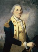 James Peale - Portrait of George Washington