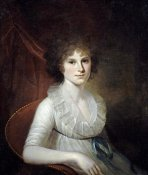 James Peale - Portrait of Ann Emily Rush