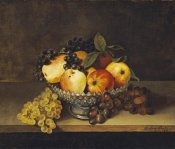 Rubens Peale - Still Life With Crystal Compote