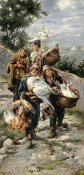 L Pernett - Going To Market