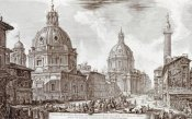 Giovanni Battista Piranesi - A View of Rome