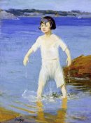 Edward Henry Potthast - Kid Catastrophe
