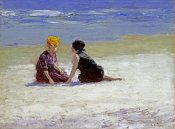 Edward Henry Potthast - Confidences