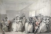 Thomas Rowlandson - Box-Lobby Loungers