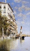 Rafael Senet - Along The Grand Canal