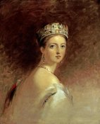 Thomas Sully - Queen Victoria