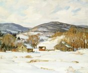 George Gardiner Symons - Early Snow